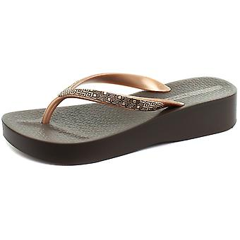 Ipanema Brasil Mesh II Platform 2017 Womens Flip Flops  AND COLOURS