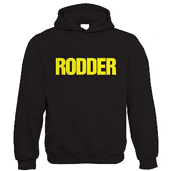 Vectorbomb, Rodder, Mens Banger Racing Hoodie
