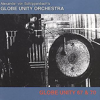 Von Schlippenbach, Alexander & -Globe enhed 1967-70 [CD] USA importerer