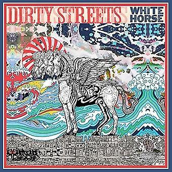Beskidte gader - hvid hest [CD] USA importerer
