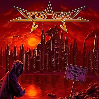 Septagon - Septagon-Deadhead syndikat [CD] USA importerer