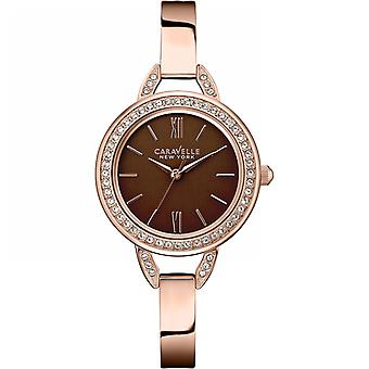 Caravelle New York Ladies' Watch 44L134