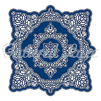 Tattered Lace architecturale Lace Square sterven