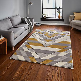 Pembroke Rugs G2075 In Beige And Yellow