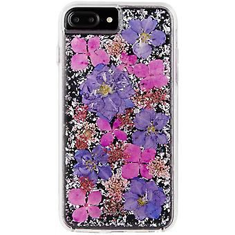 Case-Mate Karat pétales iPhone 8/7/6 s/6 Plus cas - violet