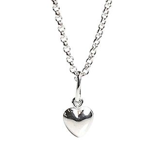 Kalas Necklace Silver Heart