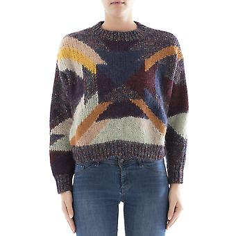 Isabel Marant Damen PU060717H041I86DP Multicolour Wolle Sweater