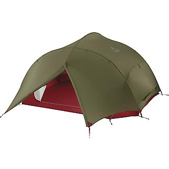 MSR Pappa Hubba NX 3 Person Backpacking Tent (Green)