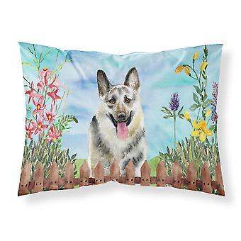 East-European Shepherd Spring Fabric Standard Pillowcase