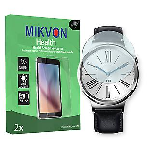 Huawei Watch Screen Protector - Mikvon Health (Retail Package with accessories)
