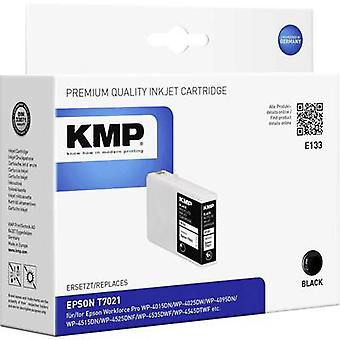 KMP Ink replaced Epson T7021 Compatible Black