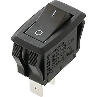 Toggle switch 250 V AC 16 A 2 x Off/On SCI R13-205