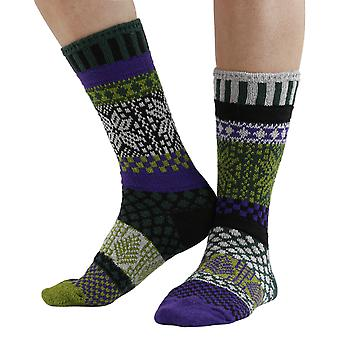 Balsam recycled cotton multicolour odd-socks | Crafted by Solmate