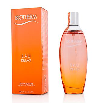 Biotherm Eau slappe af Eau De Toilette Spray 100ml/3.38 oz