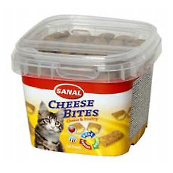 Sanal Cat Cheesy Bites (Cats , Treats , Biscuits)