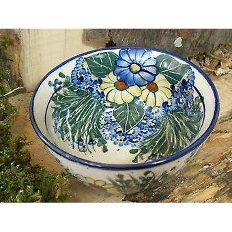 Salad Bowl ø 13 cm, height 6 cm 43, Bunzlauer pottery - BSN 6754