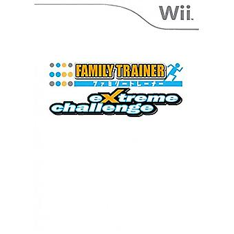 Family Trainer Extreme Cha (Nintendo Wii)