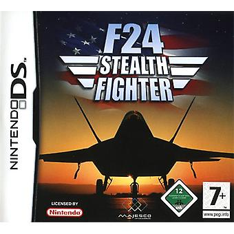F24 Stealth Fighter (Nintendo DS)