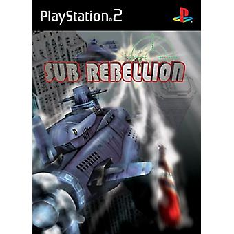 Sub Rebellion (PS2)