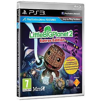 LittleBigPlanet 2 Extras editie (PS3)
