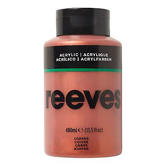 Reeves Acrylic Paint 400ml