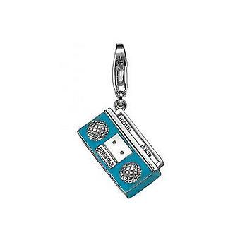 ESPRIT pendant of charms silver radio ESCH90959A000