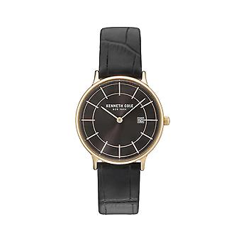 Kenneth Cole New York women's watch wristwatch leather KC15057003