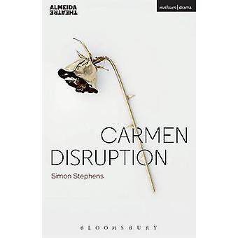 اضطراب كارمن قبل سيمون ستيفنس