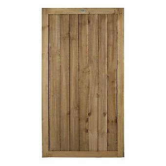 Forest Garden 6ft Pressure Treated Featheredge Gate