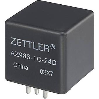 Zettler Electronics AZ983-1C-24D Automotive relay 24 Vdc 60 A 1 change-over