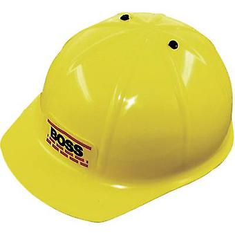 L+D Boss 8201 Hard hat Gelb