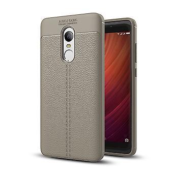 Telefon komórkowy etui dla Xiaomi Redmi Uwaga 4 X etui ramki szary