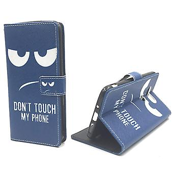 Mobile phone case pouch for cell phone LG G5 dont touch my phone