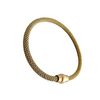 Bracelet ladies bracelet Bangle gold plated bracelet 925 Silver