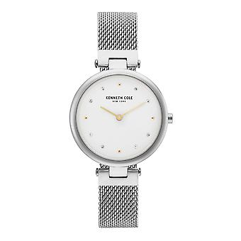 Kenneth Cole New York women's wrist watch analog quartz stainless steel KC50511004