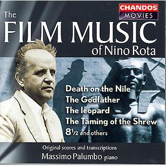 Nino Rota - Film musica di Nino Rota [Original Soundtrack Collection] [CD] USA importare