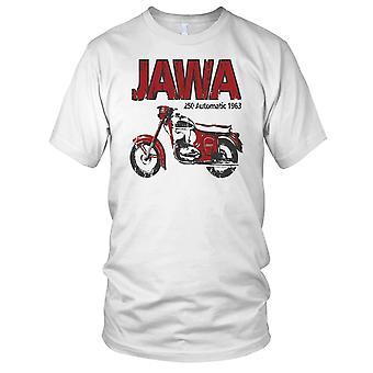 Jawa 250 Auto 1963 roku klasyczny motocykl Panie T Shirt