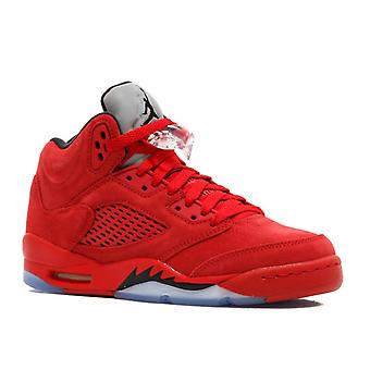 Air Jordan 5 Retro Bg (Gs) 'Rode Suede' - 440888 - 602 - schoenen