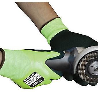 Polyco GIOK/09 Grip It C5 Knitted Kevlar & Glass Fibre Liner Gloves Size 9