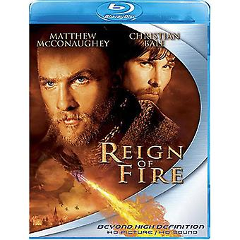 Reign of Fire [BLU-RAY] USA import