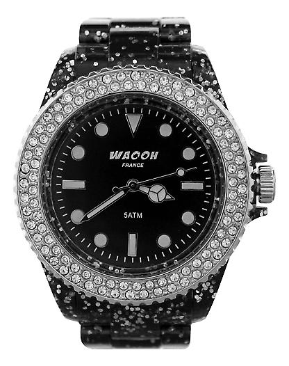 Waooh - Montre BIG STRASS 2
