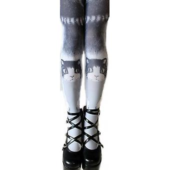 Waooh - Fashion - printed tights cats