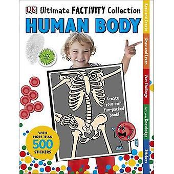 Factivity Ultimate Collection corpo umano dalla DK - 9780241231005 libro