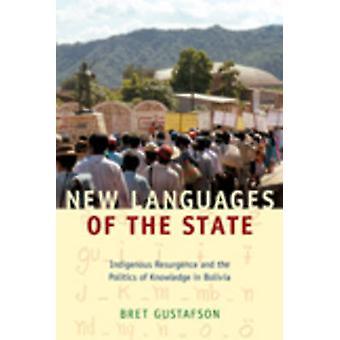 Neue Sprachen des Staates - indigenen Wiederaufleben and the Politics of