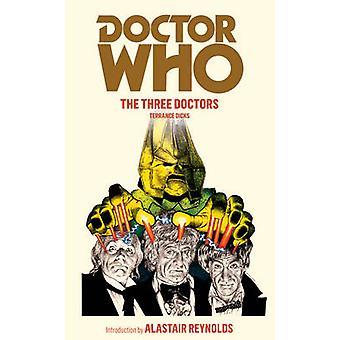Doctor Who - de tre læger af Terrance Dicks - 9781849904780 bog