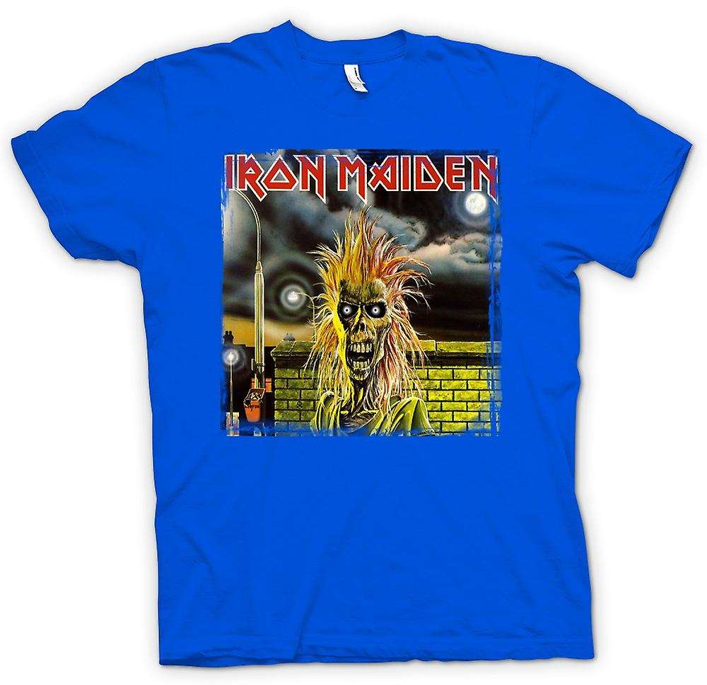Herren T-Shirt - Iron Maiden - Album Art