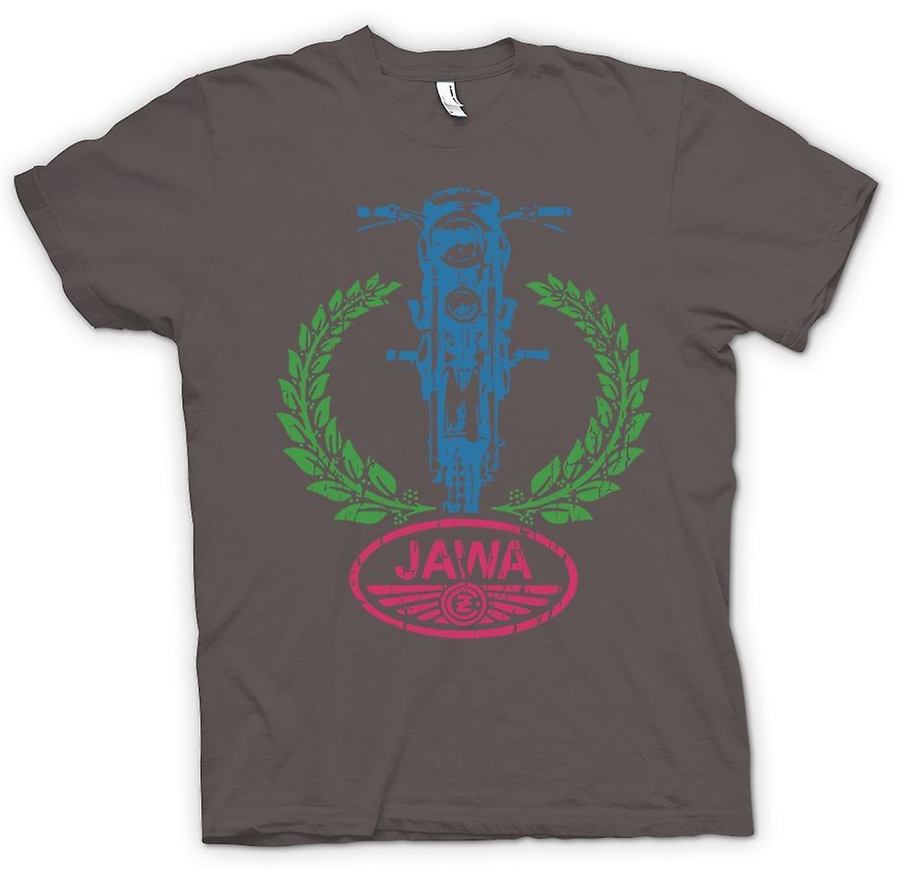 Womens T-shirt-Jawa CZ