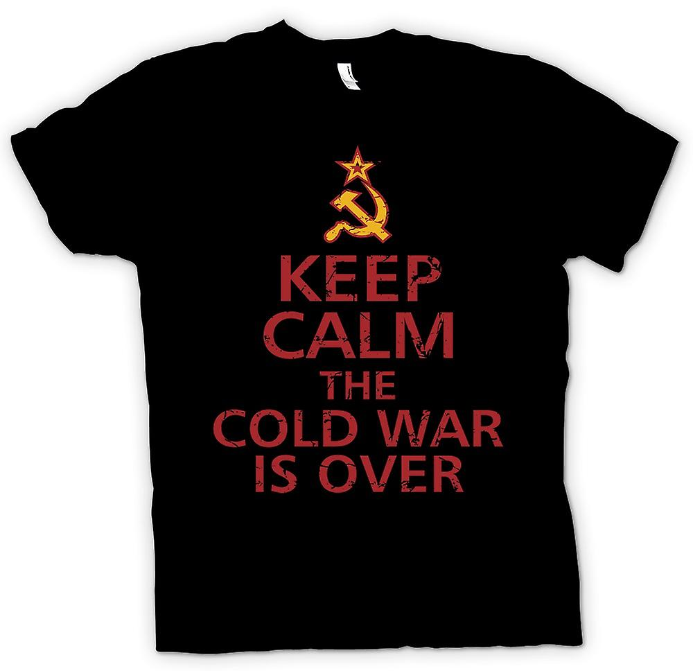 Kids T-shirt - Keep Calm The Cold War is Over