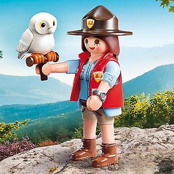 PLAYMOBIL Playmo-Freunde Figur Park Ranger