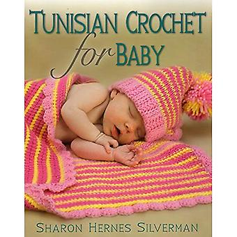 Tunesischen Häkeln für Baby